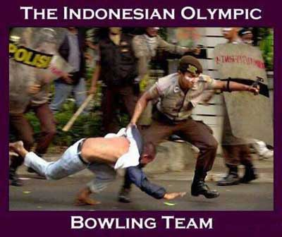 indonesian olympic
